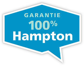 Garantie 100% Hampton