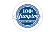 Garantía 100% Hampton Guarantee