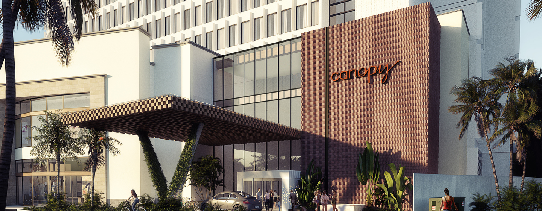 Canopy by Hilton Cancún La Isla, México - Fachada del hotel