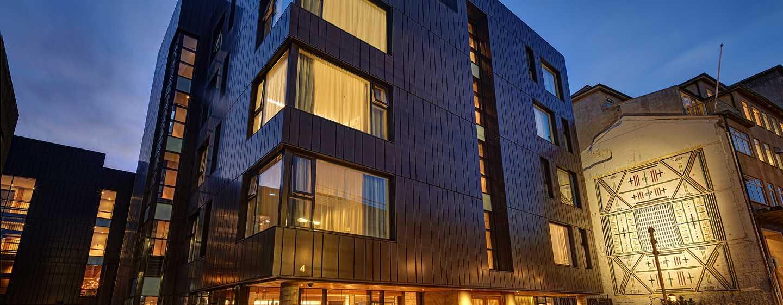 Hôtel Canopy by Hilton Reykjavik City Centre, Islande - Extérieur
