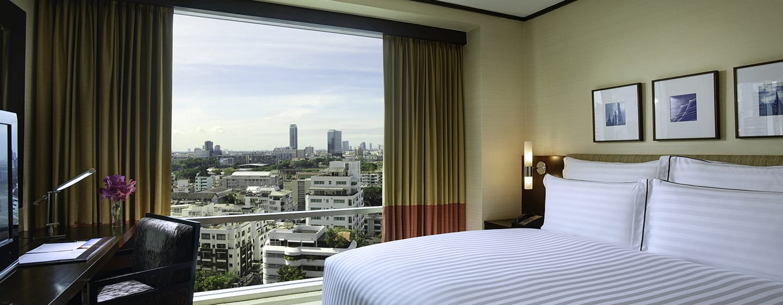 Hotel Conrad Bangkok Residences, Thailand - Suite Satu Kamar Tidur
