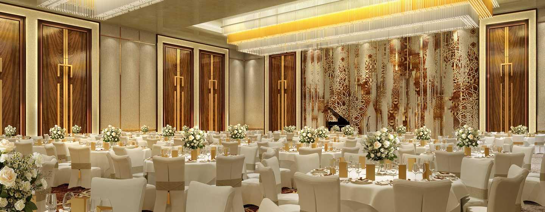 Hôtel Conrad Bengaluru, Inde - Salle de réception