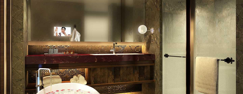 Hôtel Conrad Bengaluru, Inde - Salle de bains