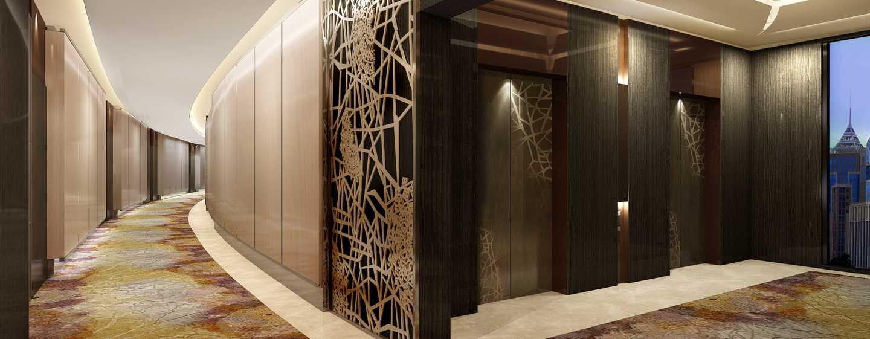 Hôtel Conrad Bengaluru, Inde - Couloir