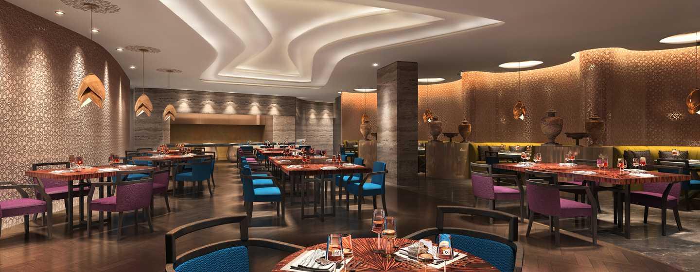 Hôtel Conrad Bengaluru, Inde - Restaurant indien
