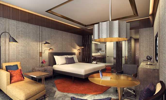 Hotel Conrad Bengaluru Inde