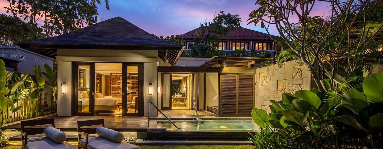 โรงแรม Conrad Bali ประเทศไทย - ห้องคอนราด โอเชี่ยน สวีท