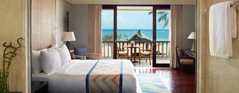 โรงแรม Conrad Bali ประเทศไทย - ห้องดีลักซ์ โอเชี่ยน