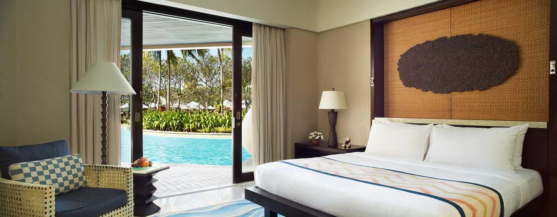 โรงแรม Conrad Bali ประเทศไทย - ห้องดีลักซ์ ลากูน