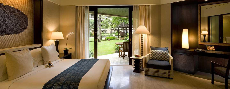 โรงแรม Conrad Bali ประเทศไทย - ห้องดีลักซ์ การเด้น