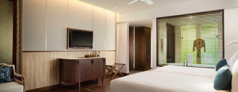 โรงแรม Conrad Bali ประเทศไทย - ห้องพรีเมียร์ดีลักซ์ โอเชี่ยน