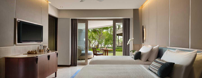 โรงแรม Conrad Bali ประเทศไทย - ห้องพรีเมียร์ ดีลักซ์ การ์เด้น