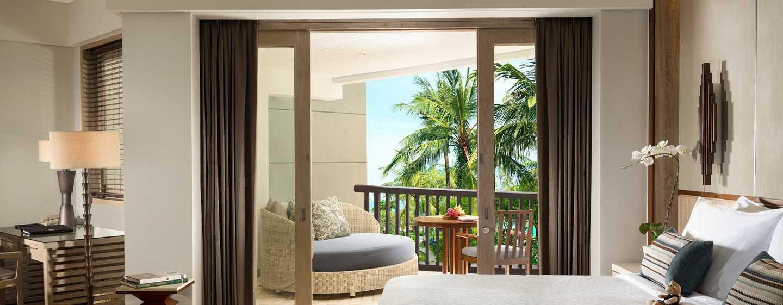 Hotel Conrad Bali, Indonesia - Resor Deluxe Premier
