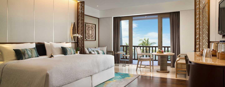 โรงแรม Conrad Bali ประเทศไทย - ห้องพรีเมียร์ โอเชี่ยน สวีทคิง