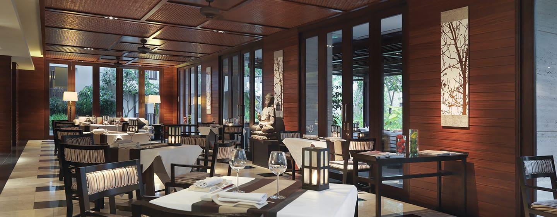โรงแรม Conrad Bali ประเทศไทย - ห้องอาหาร Rin