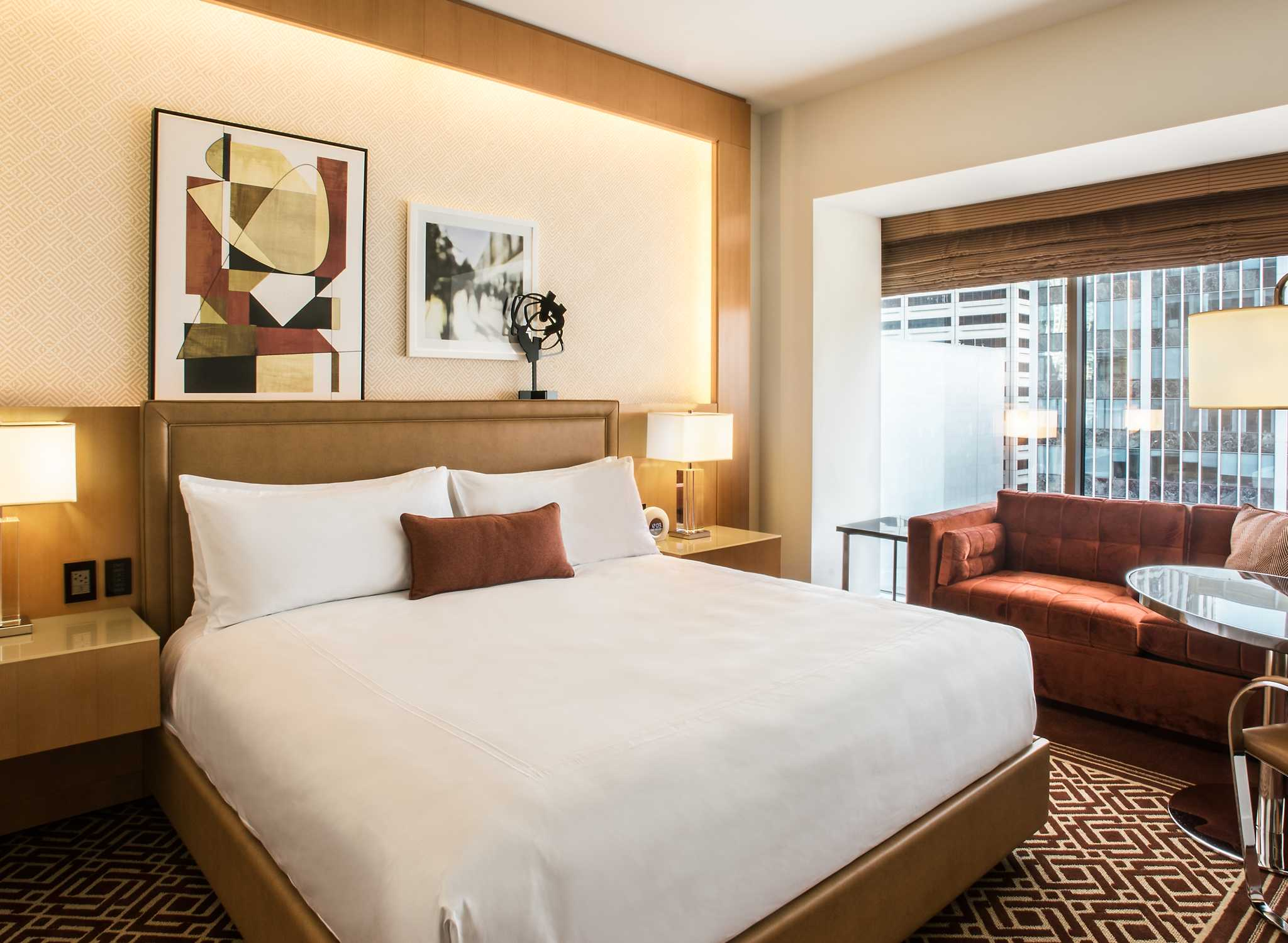 Conrad Chicago Hotel, USA U2013 Standard Zimmer Mit King Size Bett