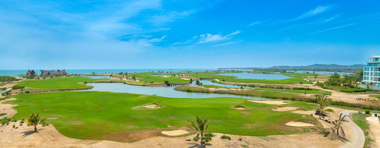 Hotel Conrad Cartagena, Colombia - Único campo de golf TPC (Tournament Players Club) de Sudamérica
