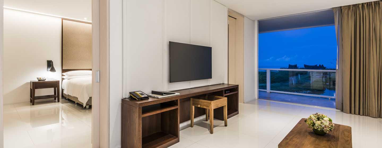 Hotel Conrad Cartagena, Colombia - Suite con vista al mar