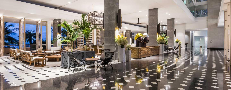 Hotel Conrad Cartagena, Colombia - Lobby