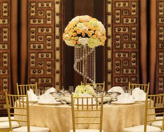 mariages de luxe duba h tel conrad dubai. Black Bedroom Furniture Sets. Home Design Ideas