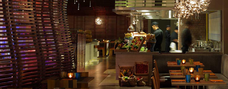 Conrad Dubai -hotelli, Yhdistyneet arabiemiirikunnat - Ballarò