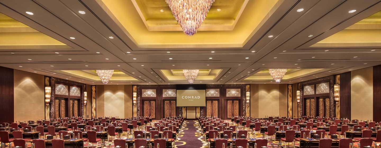 Hôtel Conrad Dubai, Émirats arabes unis - Conférences