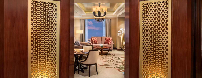 Conrad dubai   luxehotels in dubai