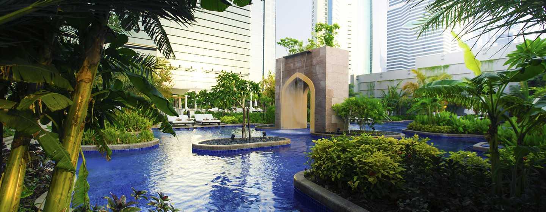 Conrad Dubai -hotelli, Yhdistyneet Arabiemiirikunnat - Exotic-uima-allas