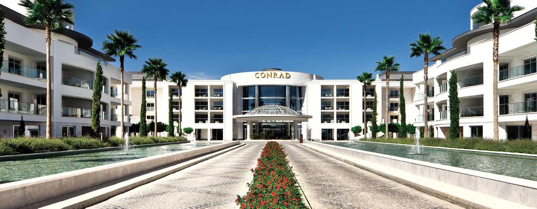 Hotel Conrad Algarve, Portugal - Exterior do hotel