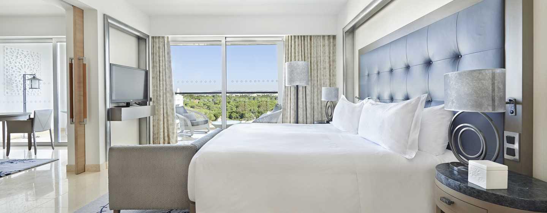 Hotel Conrad Algarve, Portugal - Suíte King Deluxe