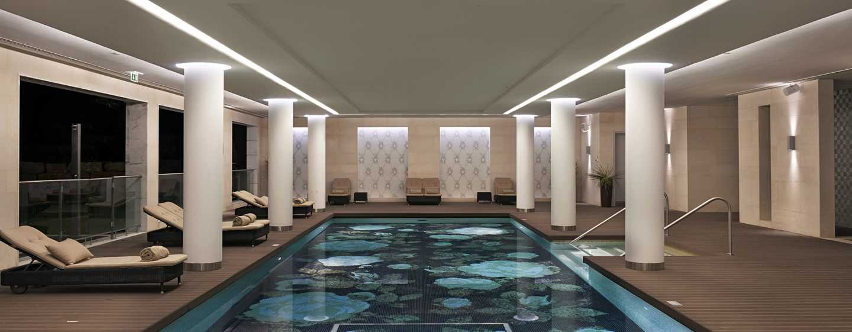 Conrad Algarve Hotel, Portugal– Innenpool