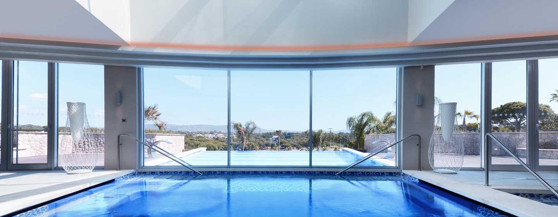 Hotel Conrad Algarve, Portugal - Piscina coberta