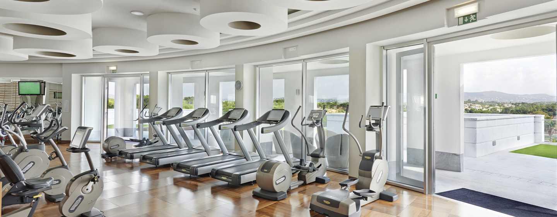 Conrad Algarve Hotel, Portugal– Fitnesscenter
