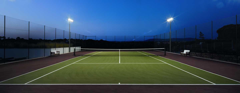 Hotel Conrad Algarve, Portugal - Quadra de tênis