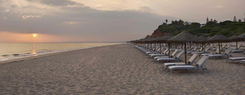 Conrad Algarve Hotel, Portugal–Strand