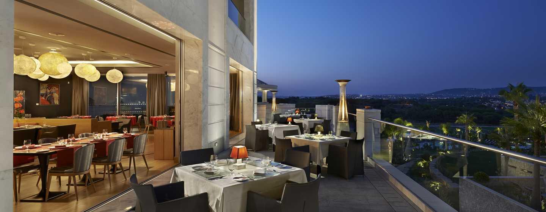 Hotel Conrad Algarve, Portugal - Gusto de Heinz Beck