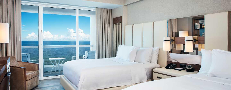 Conrad Fort Lauderdale Beach, EUA – quarto duplo
