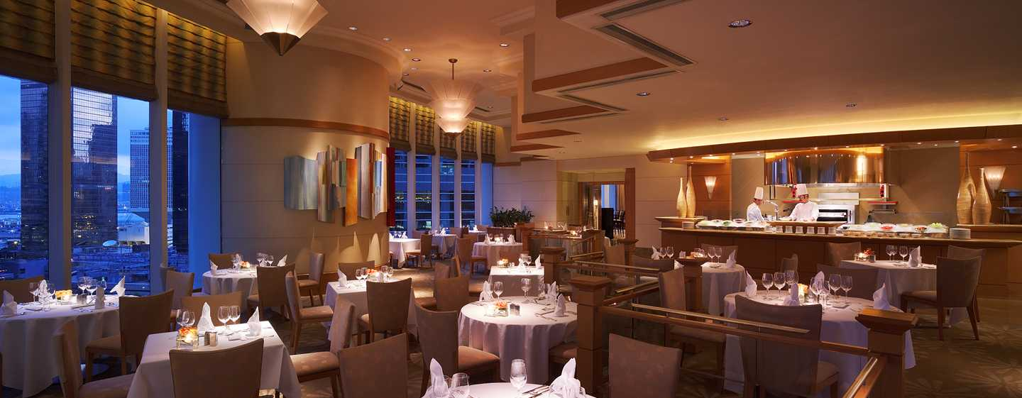 "Conrad Hong Kong, China – Restaurant ""Brasserie on the Eighth"""