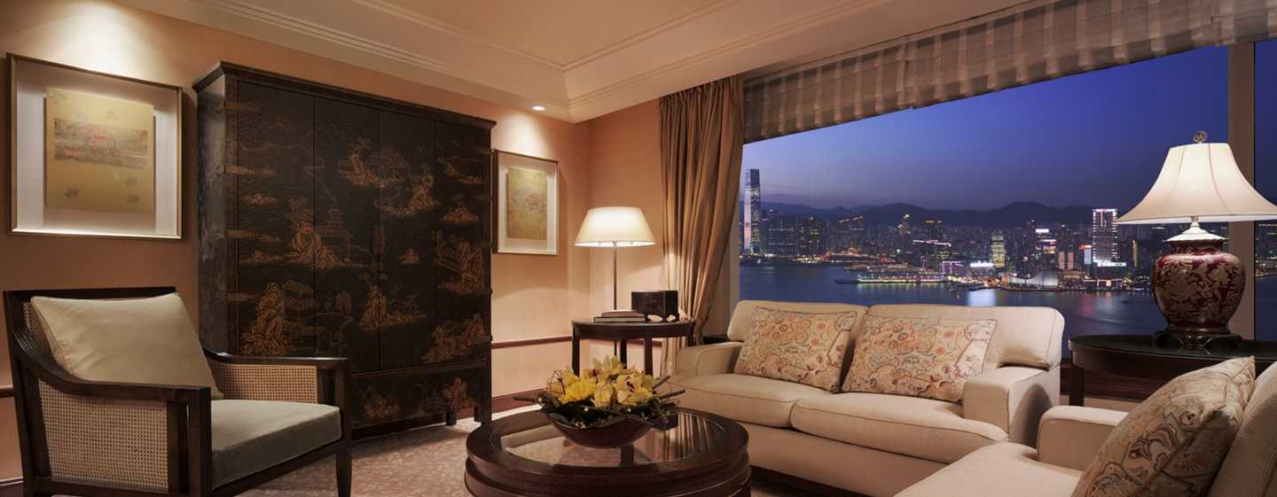 Conrad Hong Kong, China – Chairman Suite
