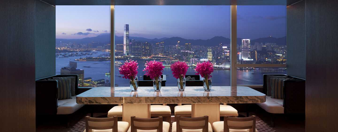 Conrad Hong Kong, China – Executive Lounge