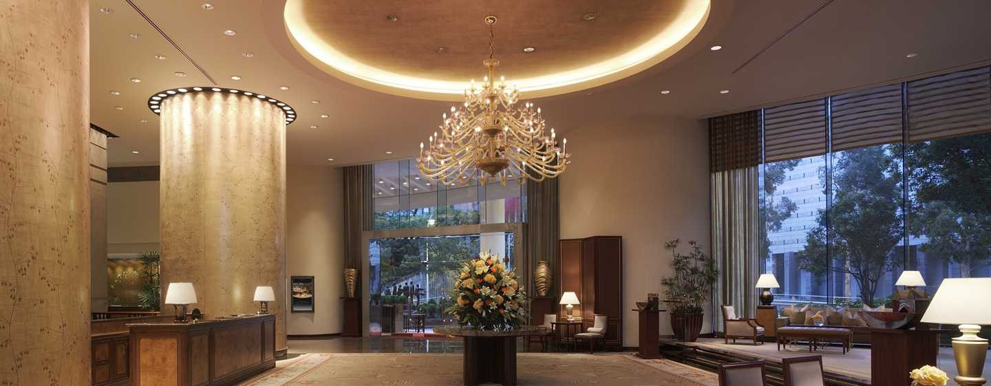 Conrad Hong Kong, China – Lobby