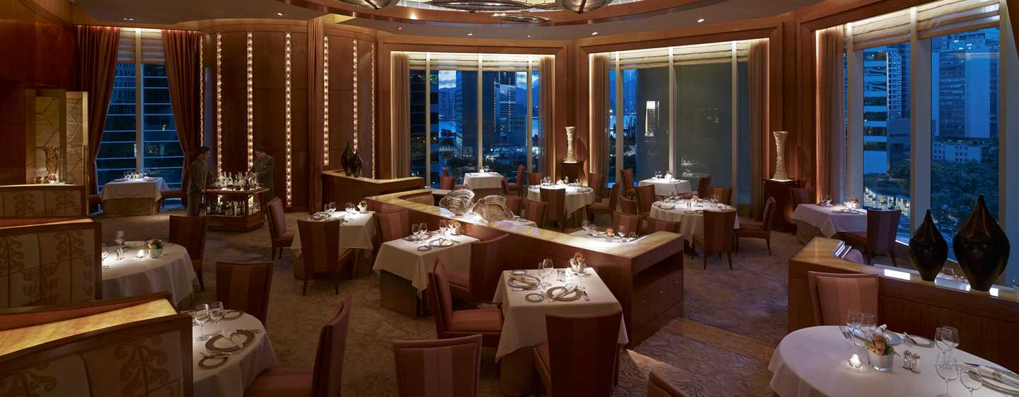 "Conrad Hong Kong, China – Restaurant ""Nicholini's"""
