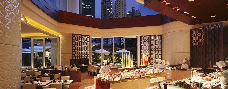 """Conrad Hong Kong, China – Restaurant """"Garden Café"""""""