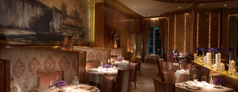 """Conrad Hong Kong, China – Restaurant """"Nicholini's"""""""