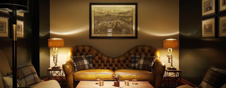 Conrad London St. James, Reino Unido - Salón privado del Blue Boar Pub