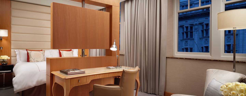 Hotel Conrad London St James, Reino Unido - Suite Junior con cama King