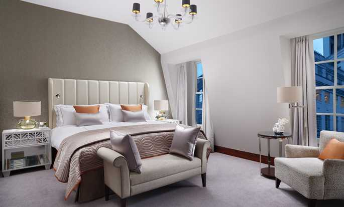 Hotel Conrad London St James, Reino Unido - Suite Conrad con cama King