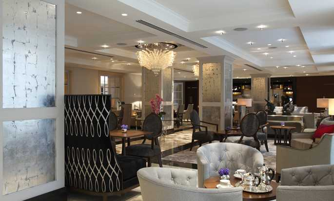 Hotel Conrad London St. James, Reino Unido - Sala de estar del lobby