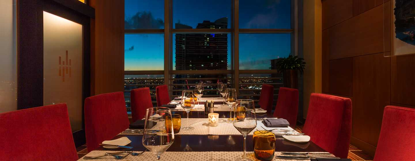 Conrad Miami Hotel, Florida, USA – Atrio Restaurant and Wine Room