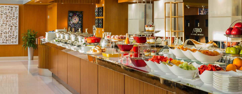 Hilton Hotel Barbados Breakfast Buffet